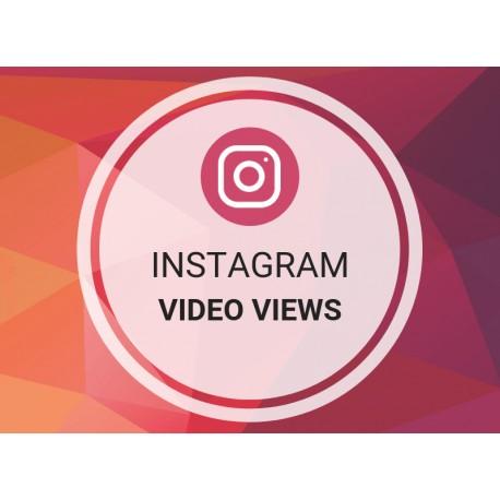 Acheter des vues Instagram