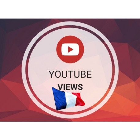 Acheter des vues Youtube FR